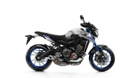 Pot moto Yamaha MT-09 Street Rally